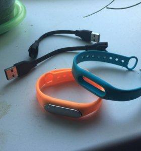 Фитнесс браслет Xiaomi Mi band 1S