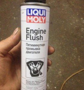 Пятиминутная промывка двигателя LIQUI MOLI 300мл