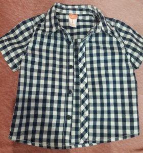 Рубашка Koton (на ребенка 6 месяцев)