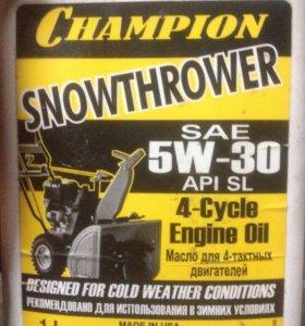 Масло зимнее для 4-Х тактных двигателей