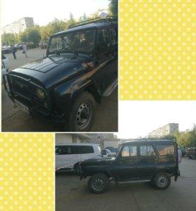 УАЗ-хантер 315143
