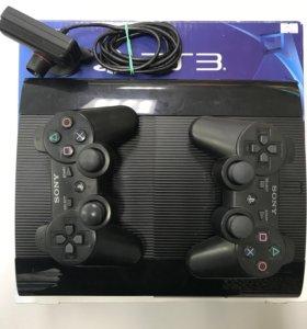 PS3 2джоя два диска на выбор