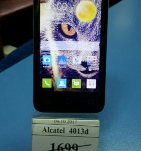 Alcatel 4013 D