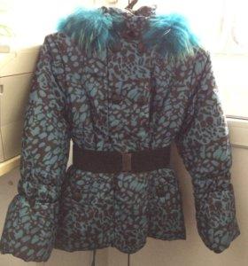 Куртка новая 152раз