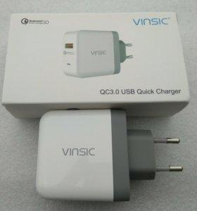 Быстрое зарядное устройство VINSIC VSCW113