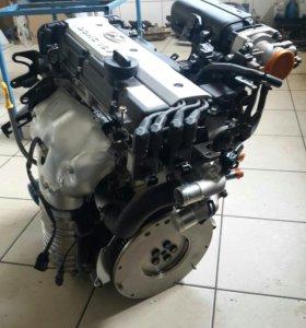 Hyundai новые двигатели