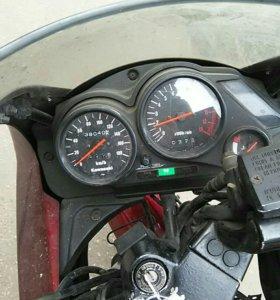 Мотоцикл кавасаки ех4