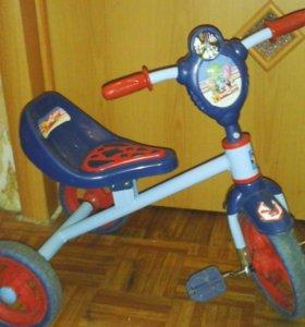 велосипед детский, 3-х колесный