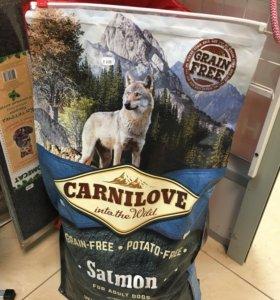 Корм Carnilove для собак, 12 кг