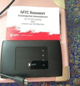 модем МТС 4G Wi-fi роутер