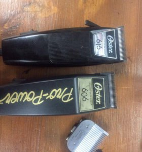 Oster116 Oster606 цена за обе wahl andis moser