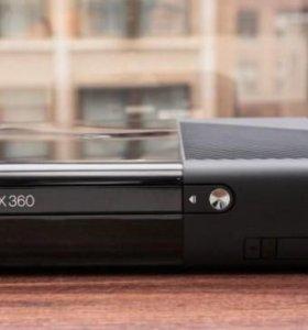 Xbox 360 500gb (с играми)