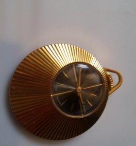 Часы - кулонSlava СССР