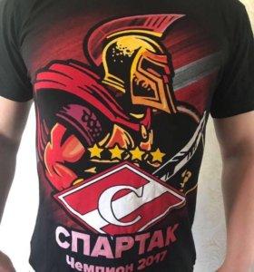 Футболка Спартак Гладиатор