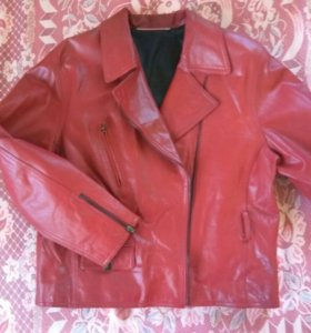 Куртка, кожа натуральная. 48