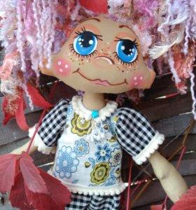 Текстильная Куклена