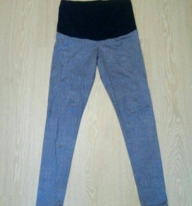 Штаны для беременных( лосины под джинсы)
