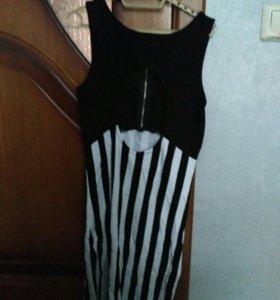 Платье -лапша по фигуре