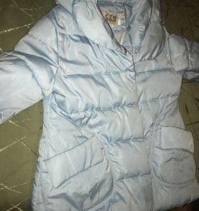 Продам куртку (зимняя) тёплая