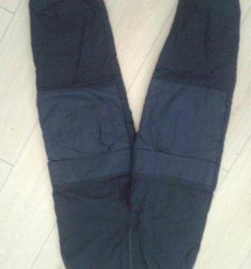 Новые зимние брюки (146см)