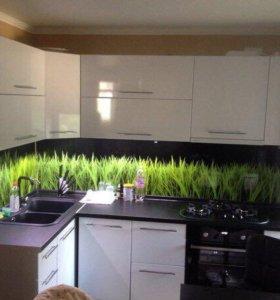 Кухонный гарнитур «Трава»