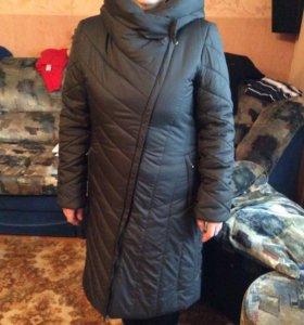 Пальто осенне-зимнее