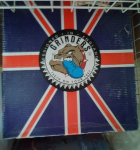 Зимние ботинки Grinders buldog/ гриндерс бульдог