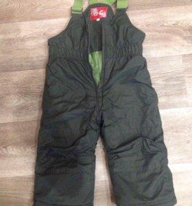Тёплые штаны на зиму
