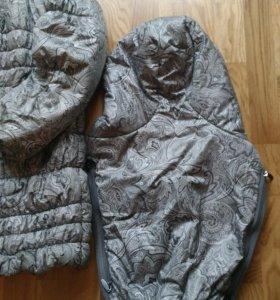 Куртка  осень/зима для беременных