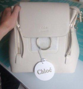 Сумка-рюкзак Chloe