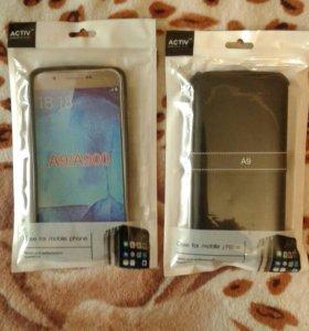 Чехол на Samsung Calaxy A9