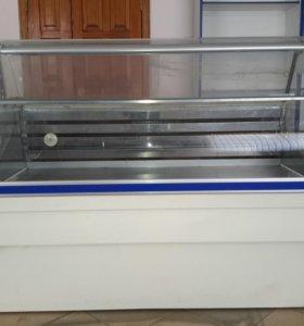 Витрина холодильная ТАИР 1261 среднетемпературная