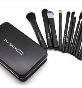 Набор кисточек для макияжа М А С