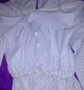 Рубашка модненькая