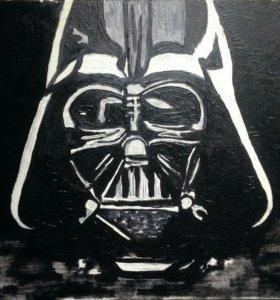 Картина Star Wars(Звездные войны)Darth Vader