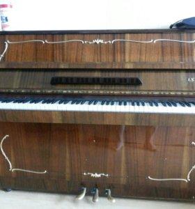 Фортепиано миньон