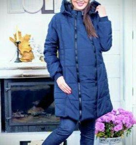 Куртка- трансформер для беременных