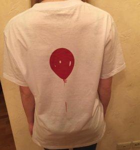"Хлопковая футболка ""Loser-Lover"" unisex"