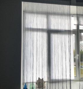 Кисея штора занавеска