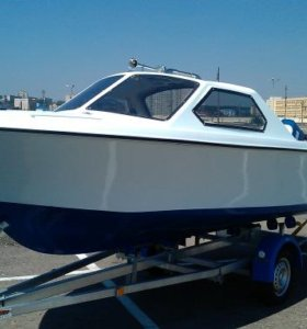 Лодка yamaha SR-17