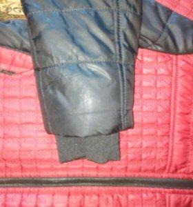 Куртка на синтепоне (весна-осень)