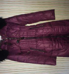 Зимняя куртка - пуховик Сlasna
