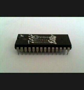 Микросхема W27C512-45