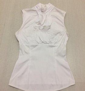 Кофта+блузка!