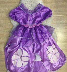 Платье Принцесса София