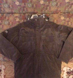 Куртка сноубордическая/зимняя Ripzone
