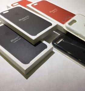 Оригинальные чехлы на iPhone