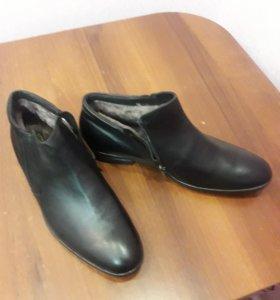 Ботинки зимние мужские ронокс