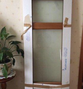 Новая дверь с дверной коробкой в Москве