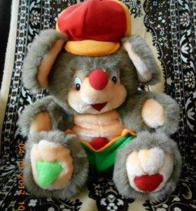 Мягкая игрушка - мышонок